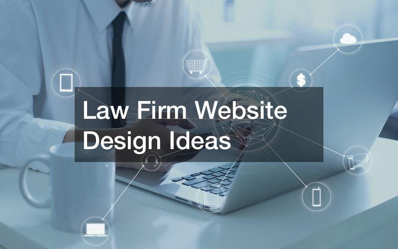 Law Firm Website Design Ideas